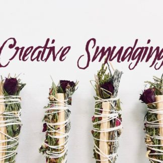 Creative Smudging Class